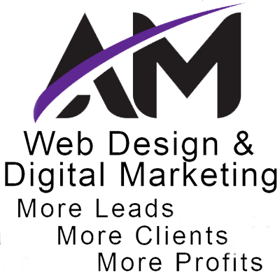 AM Web Design and Digital Marketing Logo
