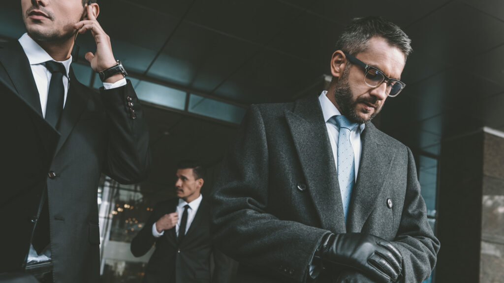 Psychology of a Close Protection Operative